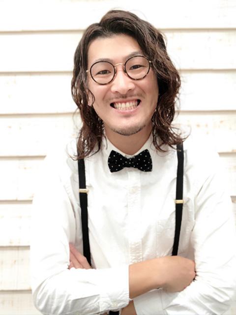 Hair & Beauty DarJin代表:小田島紳一郎
